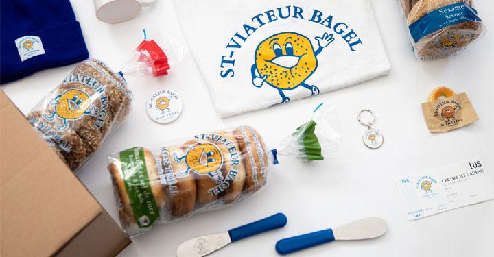 Shop our online bakery - St-Viateur Bagel