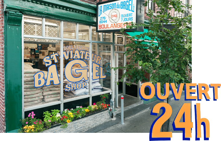 St-Viateur Bagel landmark bagel shop